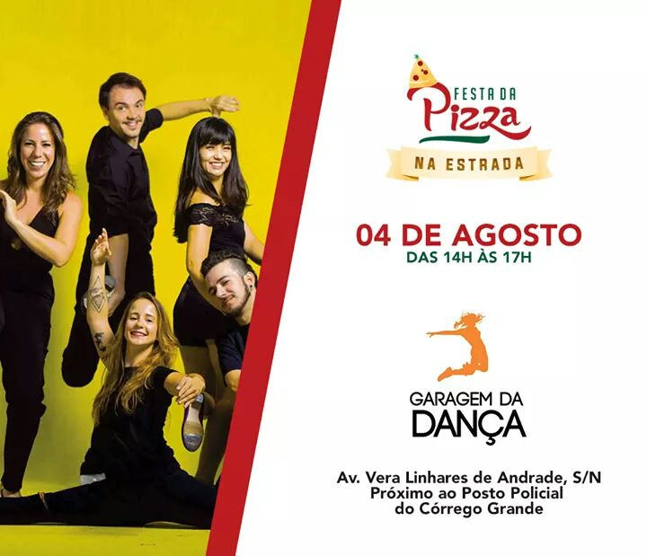Food Truck Festa da Pizza