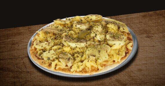 Mini Pizza de Champignon