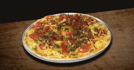 Mini Pizza de Marguerita