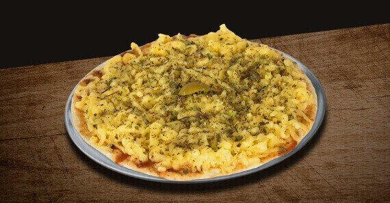 Mini Pizza de Mozarela