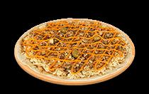 Pizza de Bacon Cheddar