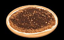 Pizza de Brigadeiro Preto
