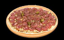 Pizza de Calabresa sem cebola