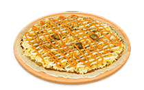 Pizza de 5 Queijos