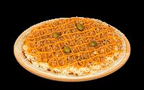 Pizza de Frango ao Cheddar