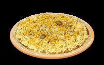 Pizza de Milho
