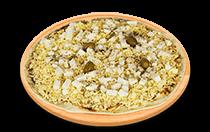 Pizza de Palmito