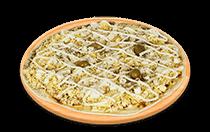 Pizza de Palmito Cremoso