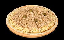 Pizza de Peito de Peru